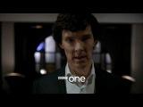 Sherlock: Series 3 Teaser Trailer - BBC One (Тизер третьего сезона
