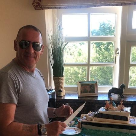 Отец Конора МакГрегора поздравил сына с Днем Рождения