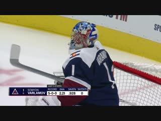 NHL 18/19, RS, St. Louis Blues - Colorado Avalanche [30.11.2018]