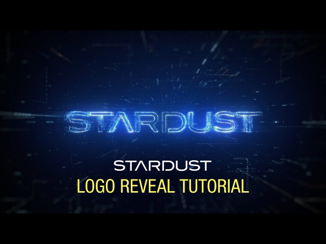 TUTORIAL Stardust Logo Build