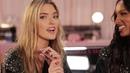 Victoria's Secret Angels Martha Hunt Jasmine Tookes Share Their Runway Beauty Picks