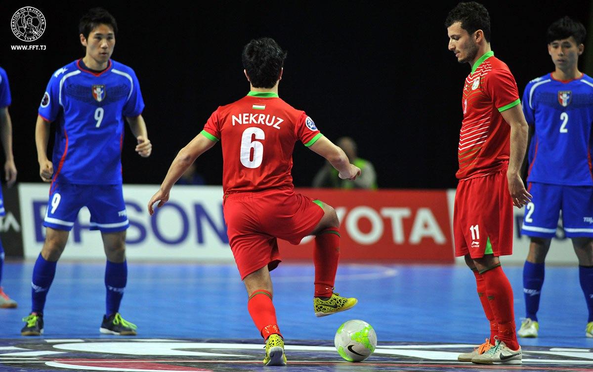 Таджикские футзалисты проведут спарринги со сборной Турции