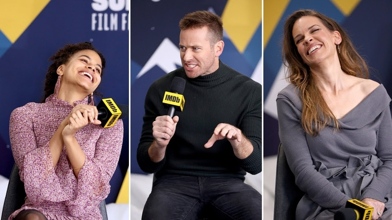 Sundance 2019 Funniest Moments with Kevin Smith, Armie Hammer, Mindy Kaling and More
