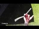 Топ-5. Трюки с ножом бабочкой