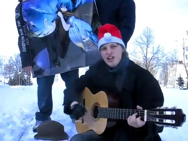 Cirno rufan song Песня про Сырно