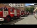 Пожар в Одессе сгорела квартира в высотке подробности