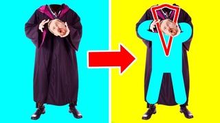 5 Магических Трюков, Которые вы Можете Повторить Сами