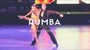 Riccardo Cocchi - Yulia Zagoruychenko   Rumba   Showcase   Kings Ball 2018