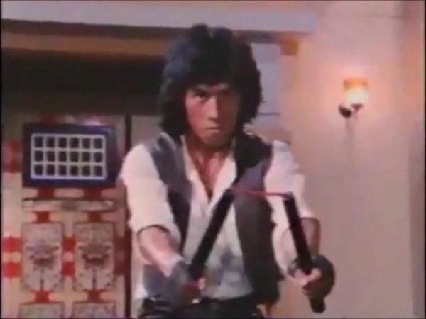 真田広之 アクションシーン/Hiroyuki Sanada action scenes Ninja vs Kung Fu
