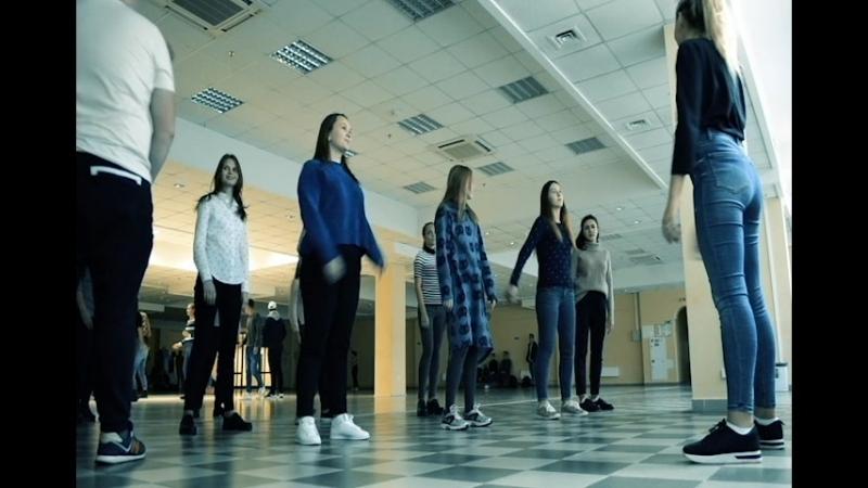 Репетиция парад талантов бэкстейдж