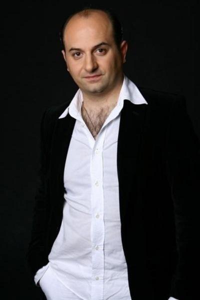 Давид Мегрелишвили, id4200091