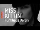 Miss Kittin @ Funkhaus Berlin Full Set HiRes