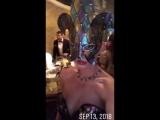 Katy on Cleo Wade`s birthday