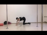 Exotic Tricks. Успехи учеников. Тренер - Юлия Челакова. Kats dance studio