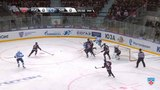 Моменты из матчей КХЛ сезона 1415 Удаление. Шумаков Сергей (Сибирь) за подножку 16.02