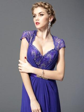 вечернее платье в пол купить в интернет магазине
