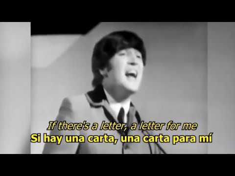 Please Mister Postman - The Beatles (LYRICS/LETRA) [Original]