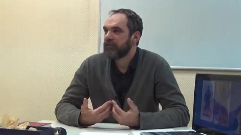 15. Олег Двуреченский Лекция Неизвестное Боро