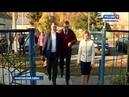 Комиссия проверила ход ремонта в сельских школах Новосибирской области