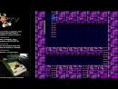 [WeaseL] ►[livestream] Rockman 1-3 на настоящем Famicom!