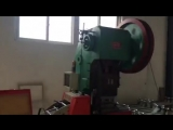 Automatic feeder Stamping Machine for car wheel balance weights making
