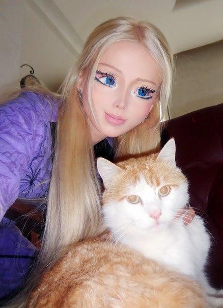 Стиль Девушки Барби - живые куклы существуют 72