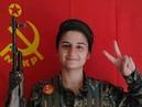 MLKP Rojava Homenagem as Mulheres Combatentes Curdas que luta contra o Estado Islâmico na Siria