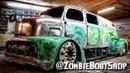 BIG BANDIT Complete Customized Muscle Car Hot Rod Truck Build Video Overhaulin