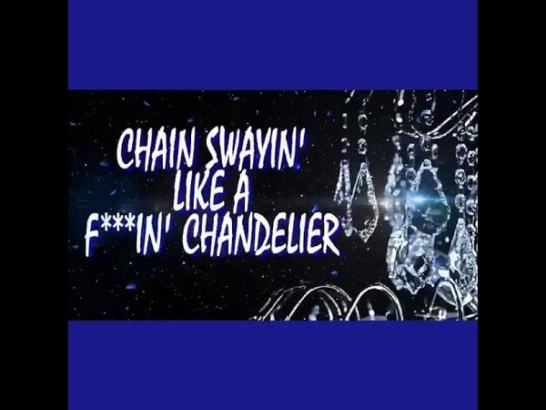 Trina - Chandelier (feat. Kash Doll) [Lyric Video]