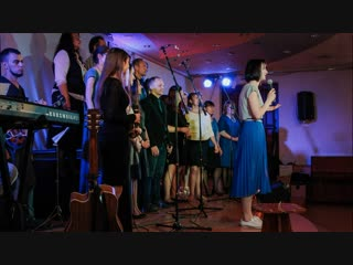 Minsk gospel choir 2013-2018... by Alina Shurhaj...