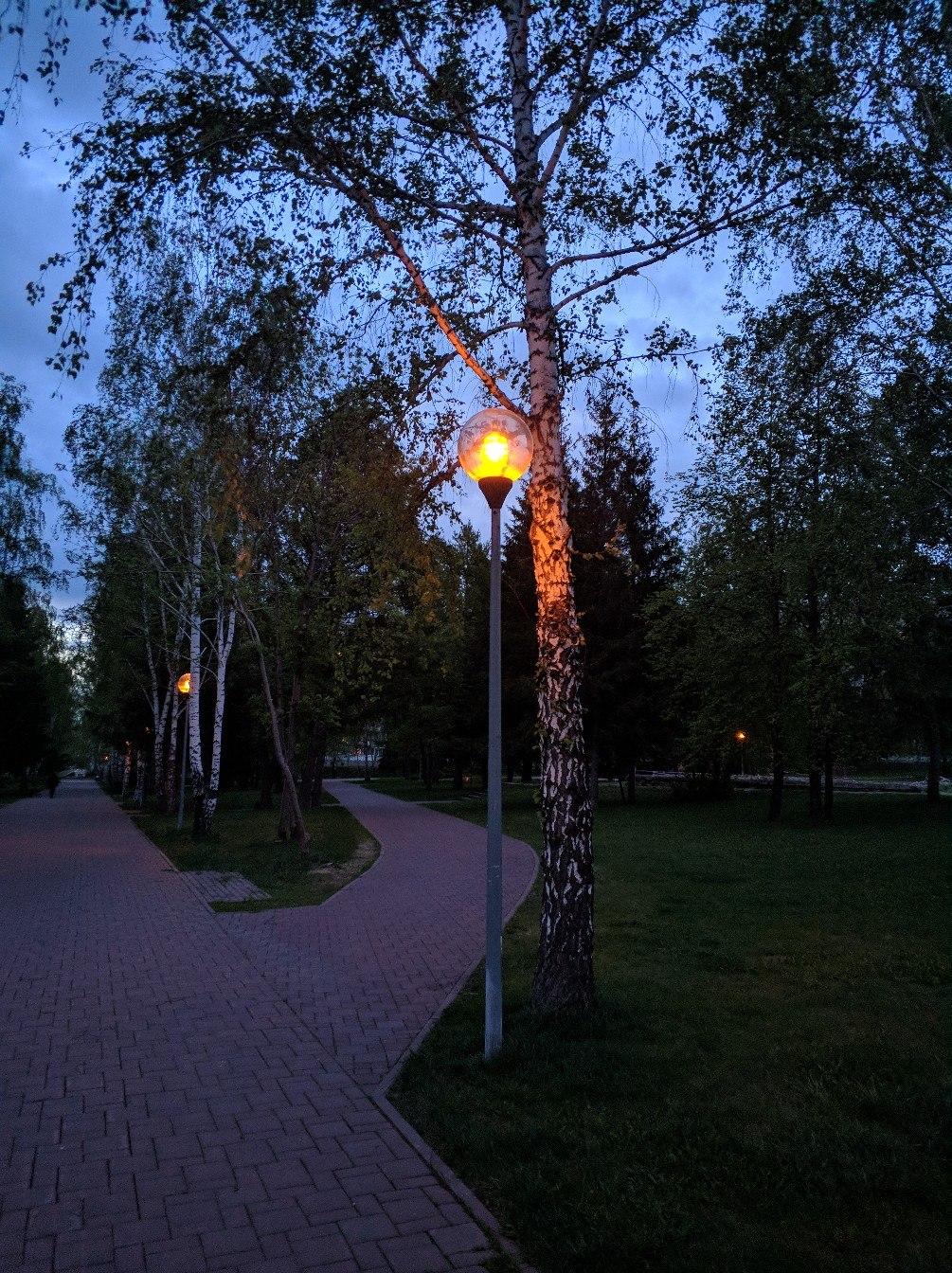 Вечерний воскресный Кемерово)