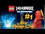 LEGO Ninjago: Nindroids - Part 1: New Ninjago City (Free Giveaway)!