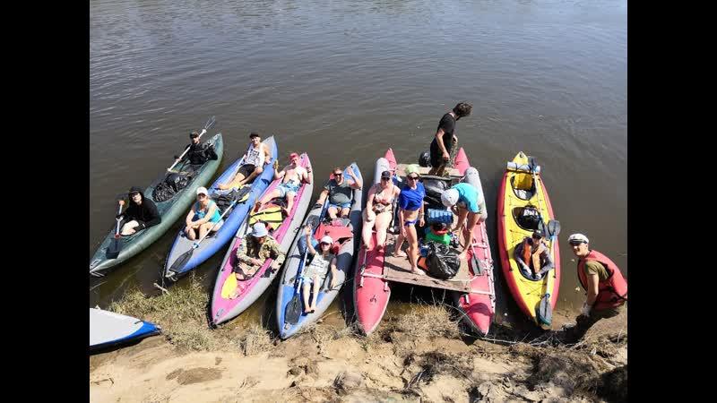 Сплав по реке Кондурча 9 10 мая 2019