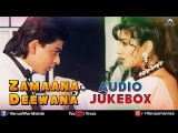 Zamaana Deewana Audio Jukebox   Shahrukh Khan, Raveena Tandon  