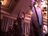 Туркменский танец Куштдепди в США