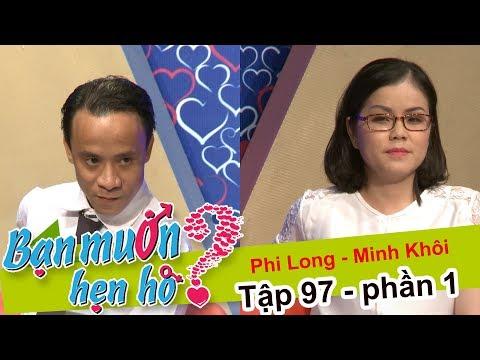 Anh chàng mang súng nước đi hẹn hò bạn gái Phi Long Minh Khôi BMHH 97 😅