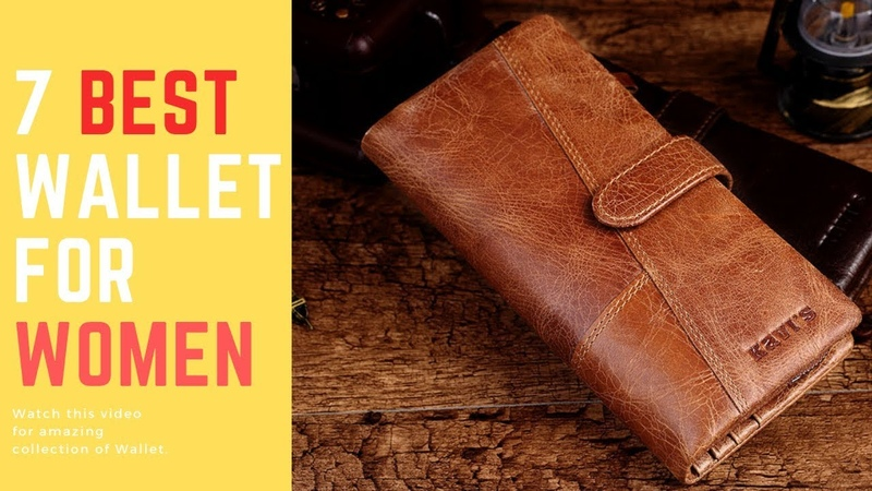 7 Best Wallets for Women 2019 | Best Ladies Wallets Review