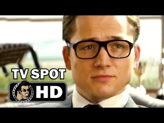 KINGSMAN 2: THE GOLDEN CIRCLE TV Spot #1 - Kentucky Dirby (2017) Jeff Bridges Action Movie HD