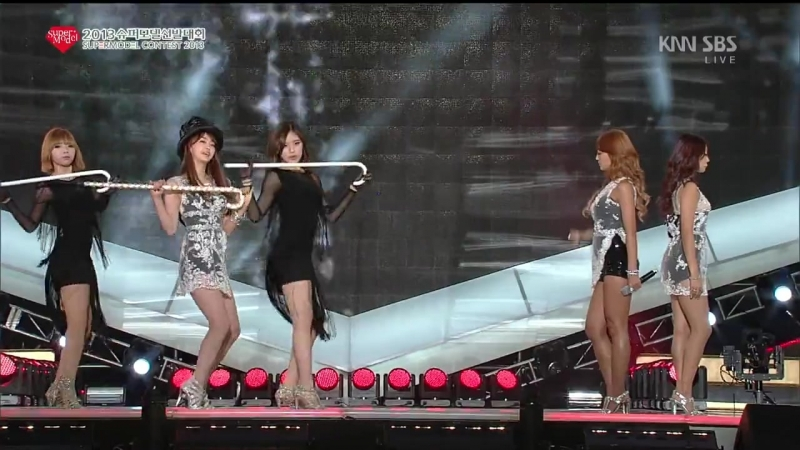 130927 Sistar - Give It To Me 2013 Supermodel Contest