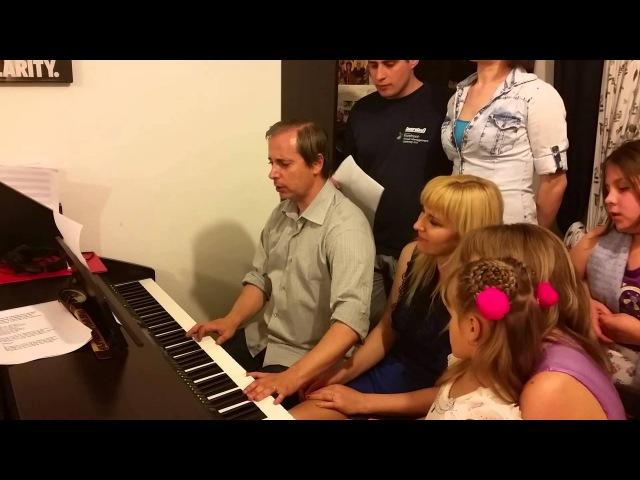 Прекрасное Далёко (из фильма Гостья из будущего) - Пианино кавер