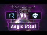 TI 2014 Highlights - Liquid vs MVP [Aegis Steal]