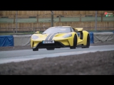 Покатушки с Крисом Харрисом - Ford GT