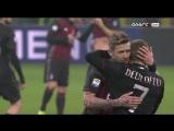 Милан - Фиорентина 2:1. Обзор матча. Серия А 201617. 25 тур.