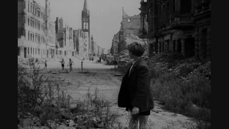 Германия, год нулевой Germany Year Zero Deutschland im Jahre Null (1948 Роберто Росселлини)