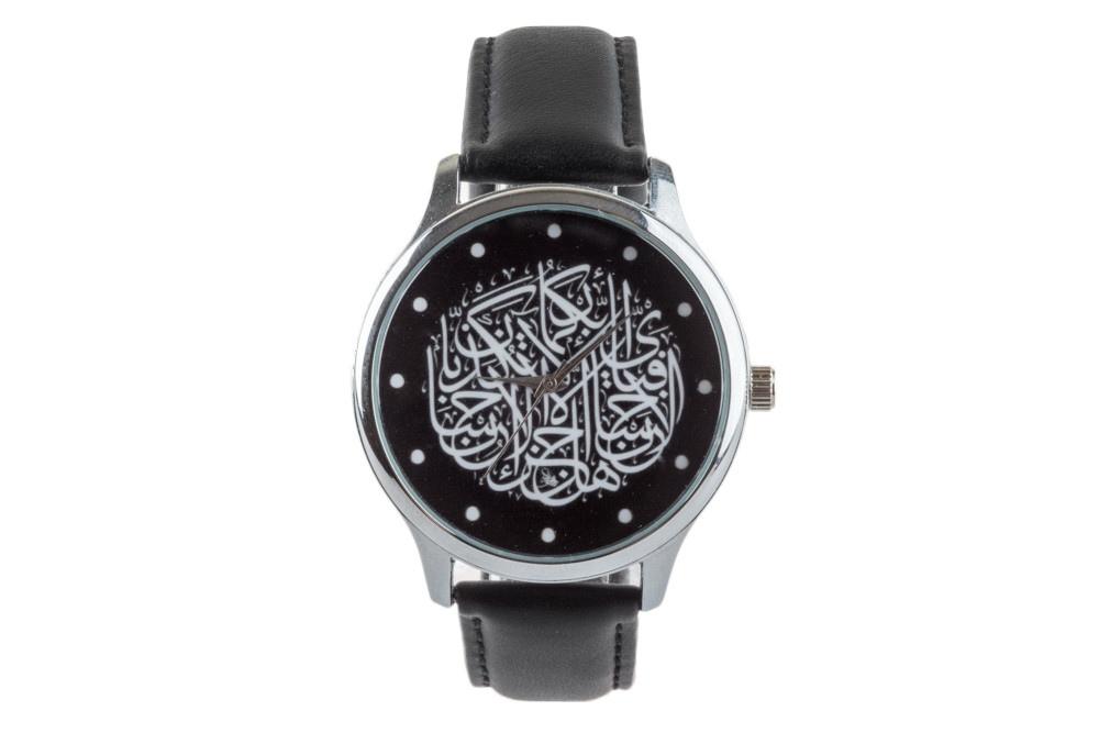 Әл-Құрси айының Ислам теру және каллиграфиясымен дизайнер ер