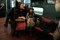 В Нью-Йорке запустили ретро-метро.