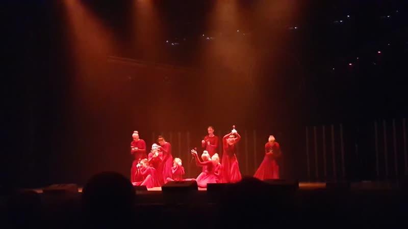 M2Dstudio - crazy in love \modern dance by Mi/