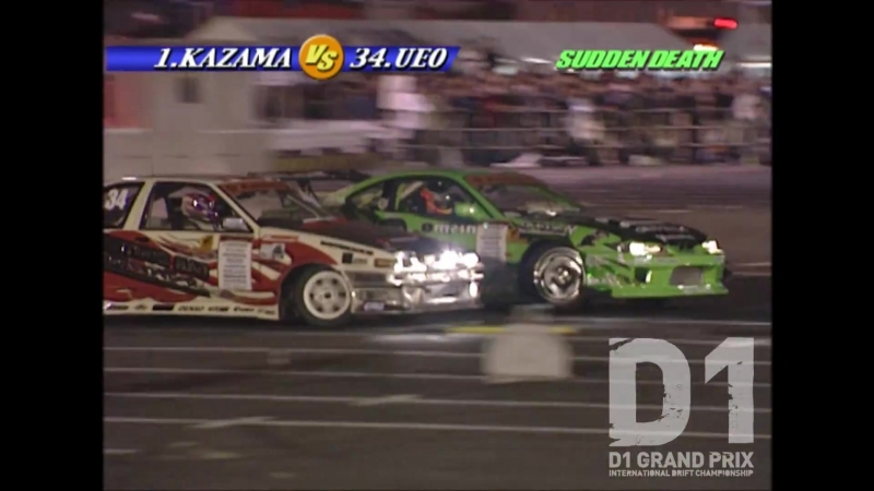 D1GP 2005 Rd.2 at Odaiba 3.