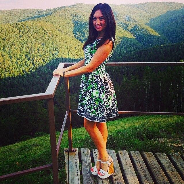 Катерина Халбазарова-Пивник, Красноярск - фото №2
