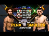 The Ultimate Fighter 27 — FINALE Luis Pena vs. Richie Smullen